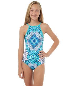 BLUE KIDS GIRLS RIP CURL SWIMWEAR - JSICN10070