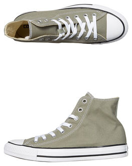 DARK STUCCO WOMENS FOOTWEAR CONVERSE SNEAKERS - SS159562STUW