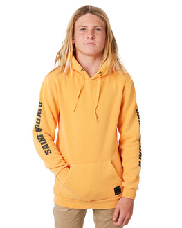 ORANGE KIDS BOYS ST GOLIATH JUMPERS + JACKETS - 2420019ORNG