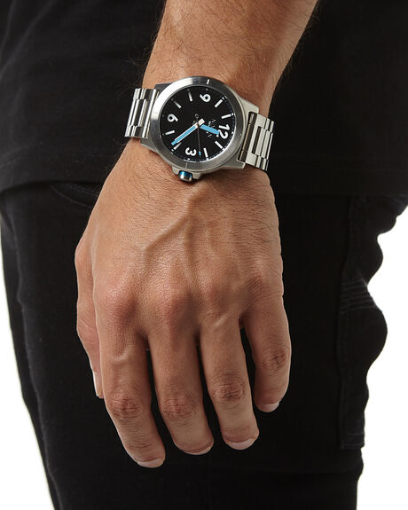 BLACK BLUE MENS ACCESSORIES NIXON WATCHES - A952018