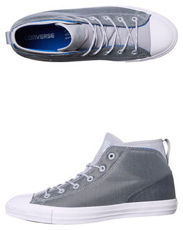 WOLF GREY BLACK MENS FOOTWEAR CONVERSE SNEAKERS - 157527GRY