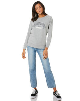 GREY MARLE WOMENS CLOTHING O'NEILL JUMPERS - 532150708A