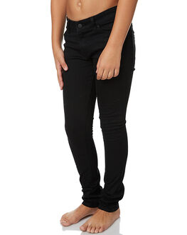 BLACK KIDS BOYS RIDERS BY LEE JEANS - R-530001-602