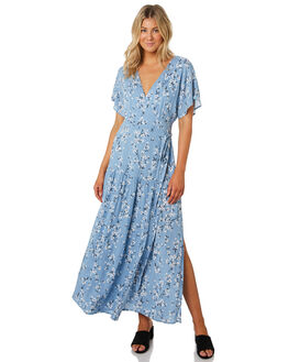 MULTI WOMENS CLOTHING MINKPINK DRESSES - MP1908453MULTI
