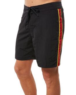 BLACK MENS CLOTHING NO NEWS BOARDSHORTS - N5182233BLACK