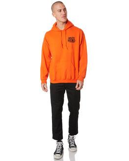 ORANGE MENS CLOTHING ANTIHERO JUMPERS - 53120041DORNG