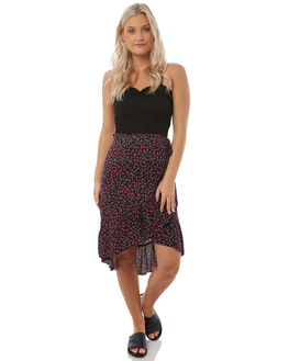MULTI WOMENS CLOTHING MINKPINK SKIRTS - MP1708431MUL