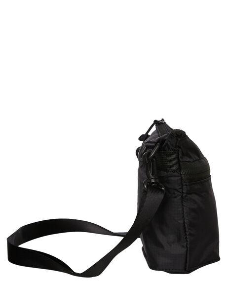 BLACK MENS ACCESSORIES STUSSY BAGS + BACKPACKS - ST797004BLK
