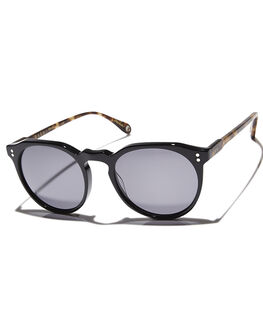 MATTE BRINDLE TORTOISE POLISHED BLACK MENS ACCESSORIES RAEN SUNGLASSES - REM-M17-ZPSMKMBRIN