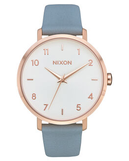 ROSE GOLD BLUE WOMENS ACCESSORIES NIXON WATCHES - A10912704