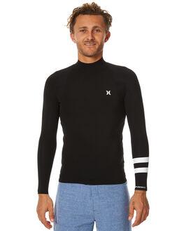 BLACK SURF WETSUITS HURLEY VESTS - MJK000195000A