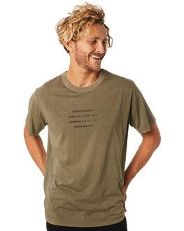 DESERT MENS CLOTHING THRILLS TEES - TA9-107JDESRT