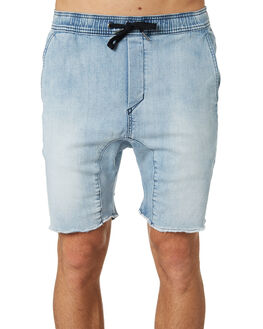 MID BLUE TAC MENS CLOTHING ZANEROBE SHORTS - 604-TDKMBLT
