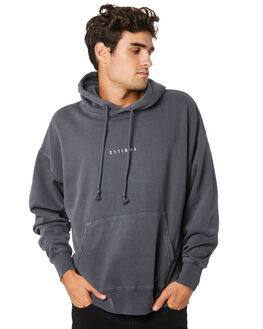 EBONY MENS CLOTHING THRILLS JUMPERS - TW20-222BEBNY