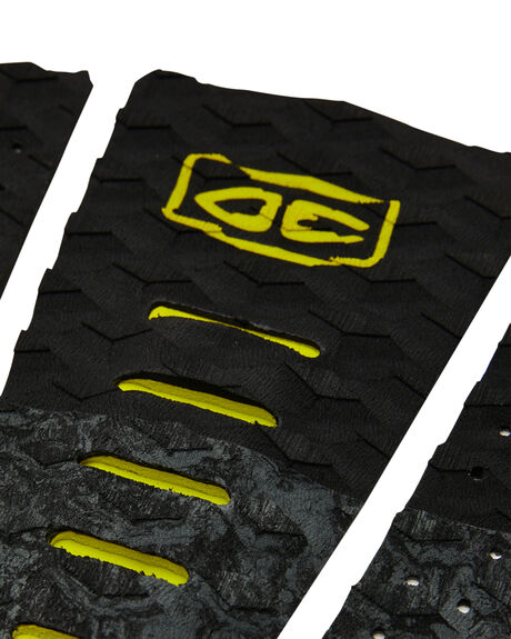BLACK LIME BOARDSPORTS SURF OCEAN AND EARTH TAILPADS - TP66BLL