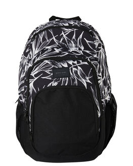 BLACK BLACK WOMENS ACCESSORIES RIP CURL BAGS + BACKPACKS - LBPNR11619