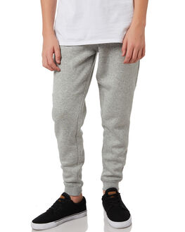 DARK GREY HEATHER KIDS BOYS HURLEY PANTS - AO2213063