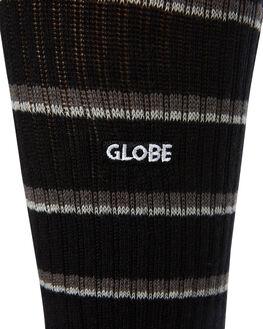 GREY STRIPE MENS CLOTHING GLOBE SOCKS + UNDERWEAR - GB71639002GRYS