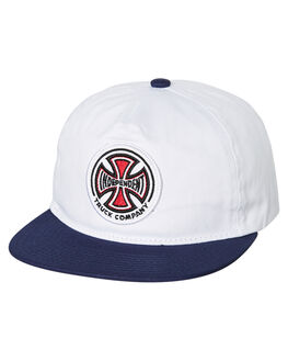 OFF WHITE MENS ACCESSORIES INDEPENDENT HEADWEAR - IN-MCA9283OW