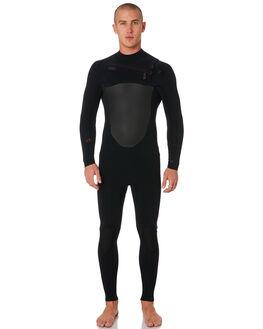BLACK ASH LOGO BOARDSPORTS SURF XCEL MENS - MC32DRY8BLKAS
