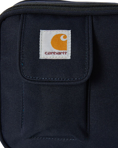 DARK NAVY MENS ACCESSORIES CARHARTT BAGS + BACKPACKS - I006285DNVY