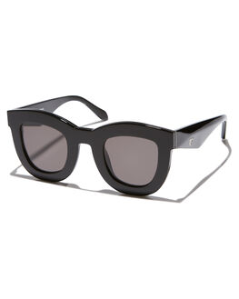 GLOSS BLACK GLOSS MENS ACCESSORIES VALLEY SUNGLASSES - S0364GLBLK