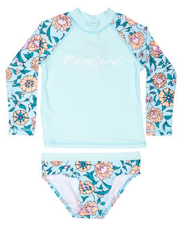MINT BOARDSPORTS SURF RIP CURL TODDLER GIRLS - FSIBR10067