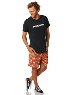 PARADISE SML COPPER MENS CLOTHING PATAGONIA BOARDSHORTS - 58034SPCC
