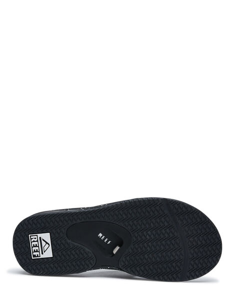 BLACK WHITE MENS FOOTWEAR REEF THONGS - 2026BBW