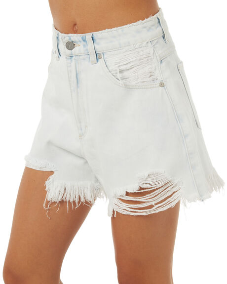 MIAMI WOMENS CLOTHING A.BRAND SHORTS - 710233236