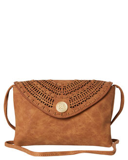 TAN WOMENS ACCESSORIES BILLABONG BAGS + BACKPACKS - 6695107ATAN