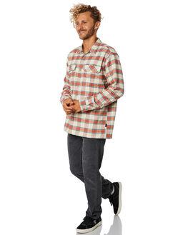 PLAID SESAME MENS CLOTHING PATAGONIA SHIRTS - 53947MILS