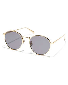 GOLD MENS ACCESSORIES OSCAR AND FRANK SUNGLASSES - 019GLGLD