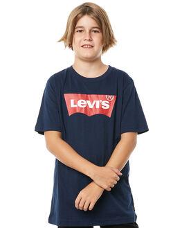 DRESS BLUES KIDS BOYS LEVI'S TEES - 918157-U09DRBLU
