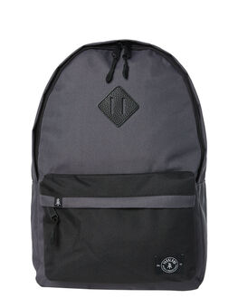 PHASE BLACK HEATHER MENS ACCESSORIES PARKLAND BAGS + BACKPACKS - 20002-00222-OSPHAS