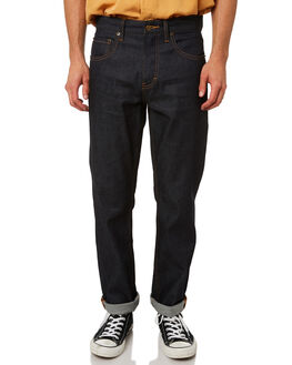 RAW INDIGO MENS CLOTHING AFENDS JEANS - M181450RAWIN