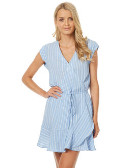 STRIPE WOMENS CLOTHING THE HIDDEN WAY DRESSES - H8174444STR