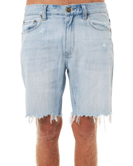 POINT BREAK BLUES MENS CLOTHING ZIGGY SHORTS - ZM-1304PBRBL