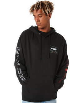 BLACK MENS CLOTHING SALTY CREW JUMPERS - 20335073BLK