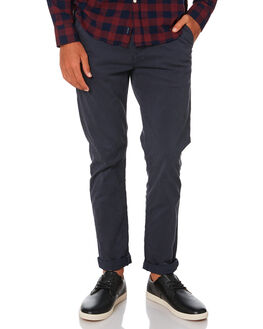 NAVY MENS CLOTHING ACADEMY BRAND PANTS - BA100NVY