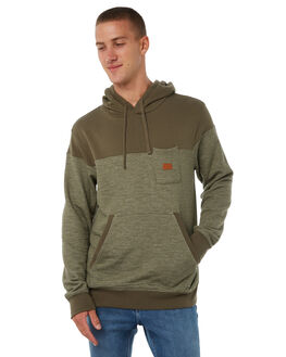 MILITARY MARLE MENS CLOTHING BILLABONG JUMPERS - 9585610MMRL