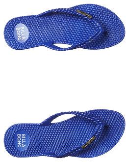 TURKISH BLUE WOMENS FOOTWEAR BILLABONG THONGS - 6661856TURK