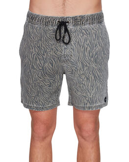 OLIVE MENS CLOTHING RVCA SHORTS - RV-R305320-OL1