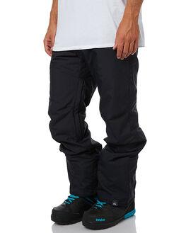 BLACK SNOW OUTERWEAR QUIKSILVER PANTS - EQYTP03033KVJ0