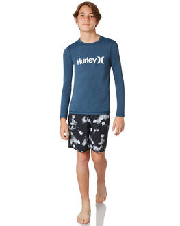 SQUADRON BLUE BOARDSPORTS SURF HURLEY BOYS - AO2231464