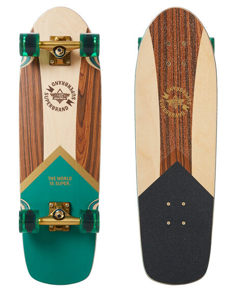 GREEN GOLD BOARDSPORTS SKATE DUSTERS COMPLETES - 10531467MULTI