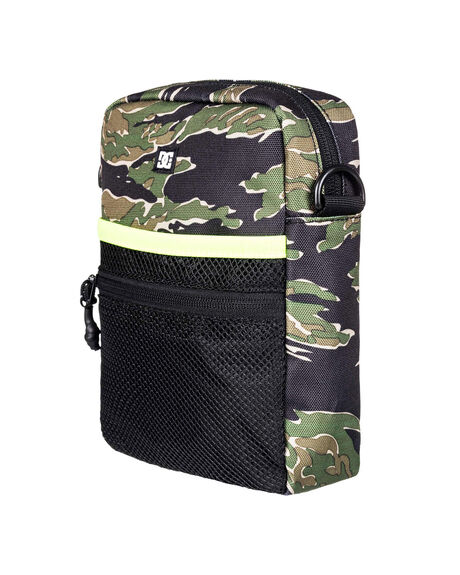 CAMO MENS ACCESSORIES DC SHOES BAGS + BACKPACKS - EDYBA03073-RRP6