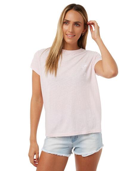LILAC WOMENS CLOTHING BILLABONG TEES - 6572019LIL
