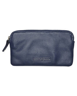 OCEAN WOMENS ACCESSORIES STITCH AND HIDE PURSES + WALLETS - 26LUCYNVY