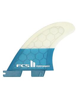 TEAL BOARDSPORTS SURF FCS FINS - FPER-PC02-TS-RTEL